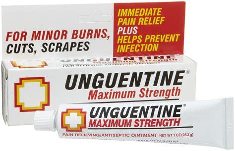 Amazon.com: Unguentine Antiseptic Original Ointment