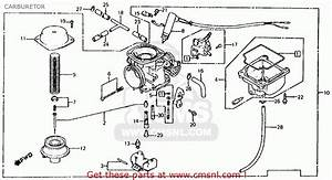 Honda Elite 80 Carburetor Adjustment