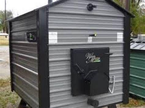 install outdoor wood boiler tutorial youtube