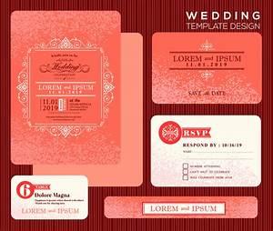 wedding invitation card design with orange bokeh With wedding invitation designs psd files