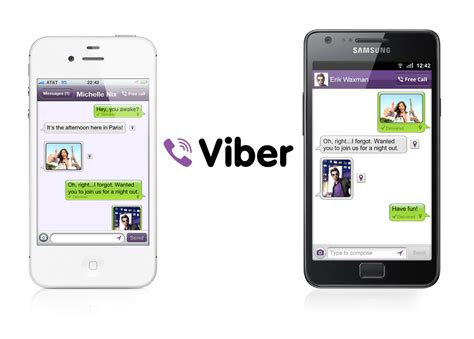 viber for android viber for ios android updated with new feature the