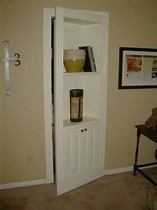 Handmade Hidden Bookcase Door by Fiorenza Custom