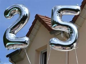 Décoration Anniversaire 25 Ans : 25 ans anniversaire r tro combi vert d 39 eau gris blanc ~ Melissatoandfro.com Idées de Décoration