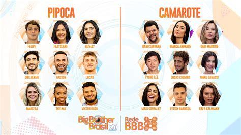 BBB20: Conheça os participantes da nova temporada