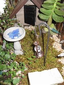 Miniature fairy garden accessories otten bros garden for Fairy garden accessories