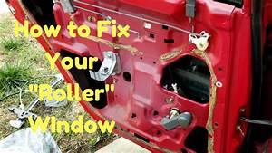 Fix Your Manual Window Regulator