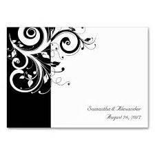 hojas decoradas en blanco y negro para imprimir tarjetas para imprimir note