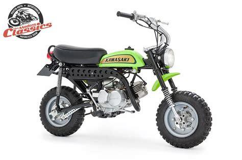 1971 Kawasaki Mini Bike