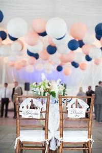 Deco Mariage Bleu Marine : d coration de mariage bleu marine et rose mariage id es ~ Teatrodelosmanantiales.com Idées de Décoration