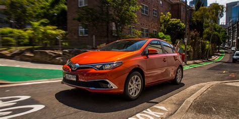 toyota corolla ascent sport hatch review