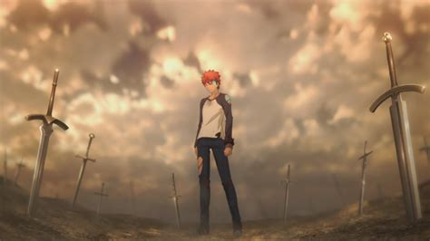fate stay night unlimited blade works  shirou