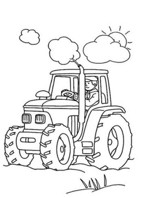 Schone ausmalbilder malvorlagen traktor ausdrucken 2. Traktor malvorlagen kostenlos zum ausdrucken - Ausmalbilder traktor #2013732 - AffeFreund.com