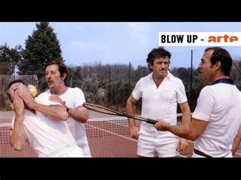 Le Tennis Au Cinéma  Blow Up  Arte Youtube