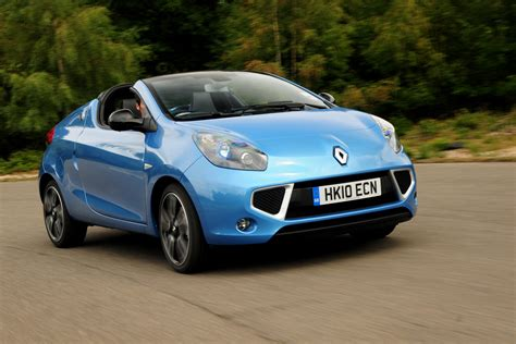 renault wind convertible review   auto express
