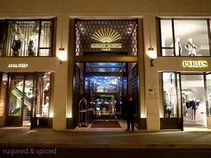 Hotel Mandarin Oriental Paris : paris mandarin oriental sugared spiced ~ Melissatoandfro.com Idées de Décoration
