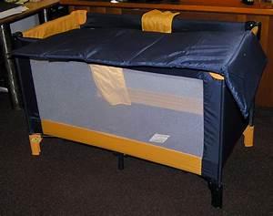 Reißverschluss Schieber Abgebrochen : abc design kinder reisebett blau orange matratze tasche ~ Lizthompson.info Haus und Dekorationen