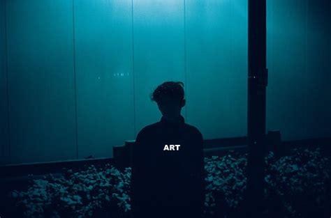 aesthetic alternative blue boy