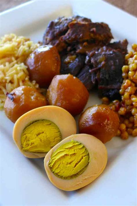 dafina recette traditionnelle juive marocaine 196 flavors