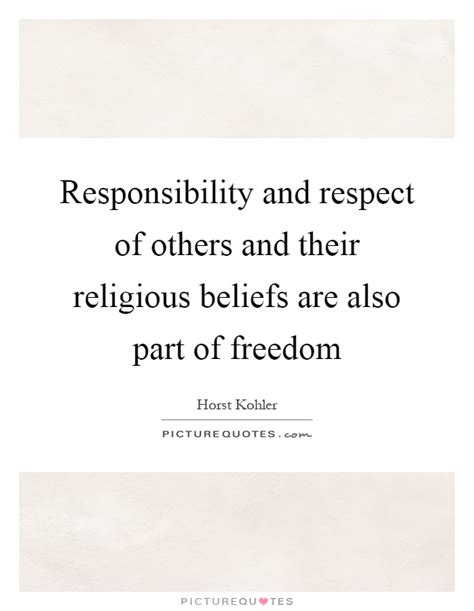 Quotes On Respecting Others Beliefs Ecosia