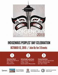 Council Connection » Join Indigenous Peoples' Day 2015 ...