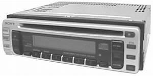 Sony -- Cdx-3900