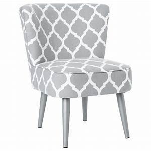 Fauteuil Gris Clair : fauteuil lapony gris clair ~ Teatrodelosmanantiales.com Idées de Décoration