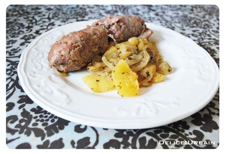 cuisiner l andouillette atef pour les fêtes recette de l 39 andouillette au jasnières