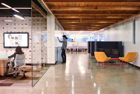 Office Designs For Tech Companies, Silicon Valley