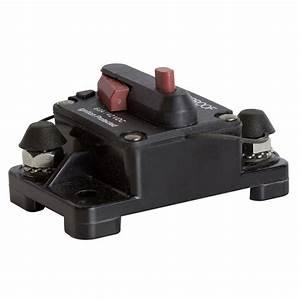 Circuit Breaker  80amp Manual Reset