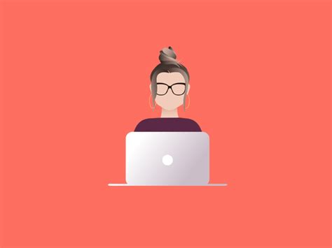 Creating content for retina displays gets much easier, any size of the vector image is going to look just as sharp, so you don't have to recreate content just for retina displays. Designer Head Tilt by ann sniechowski on Dribbble