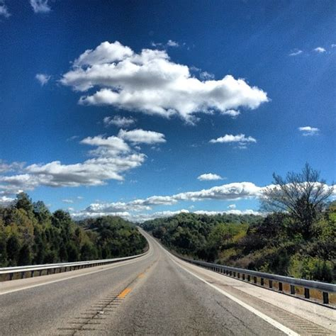 The AA Highway in Kentucky is a beautiful scenic drive