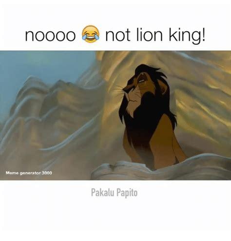 Lion King Meme Generator - 25 best memes about lion king meme lion king memes