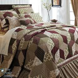 country style bedroom decor with jackson vhc quilt