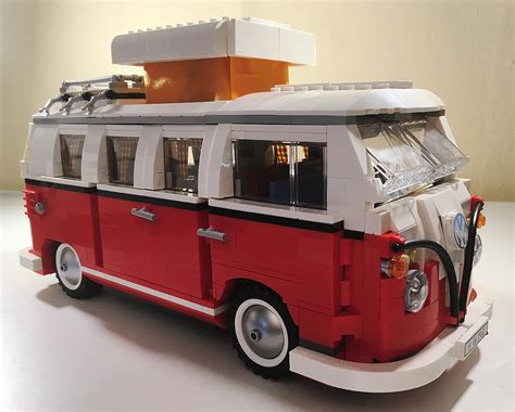 vw bulli lego lego bulli test ᐅ creator volkswagen t1 cingbus 10220