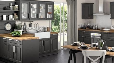 credence pour cuisine grise credence pour cuisine grise 2 davaus cuisine grise et