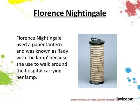 Lady Of The Lamp Florence Nightingale by Ks1 History Florence Nightingale