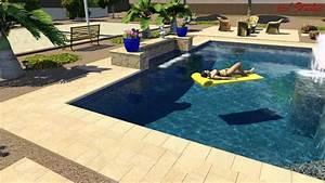 pool studio 3d swimming pool design software youtube With swimming pool design software free