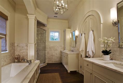 blue arched mirrors design ideas