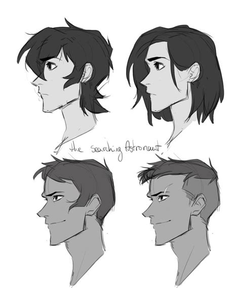 boy hair drawing ideas  pinterest drawing
