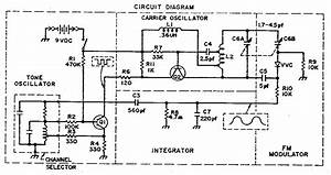 Transmitter Diagram  U0026 Parts List For Model 139655300