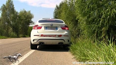 bmw   rear racing exhaust acceleration youtube