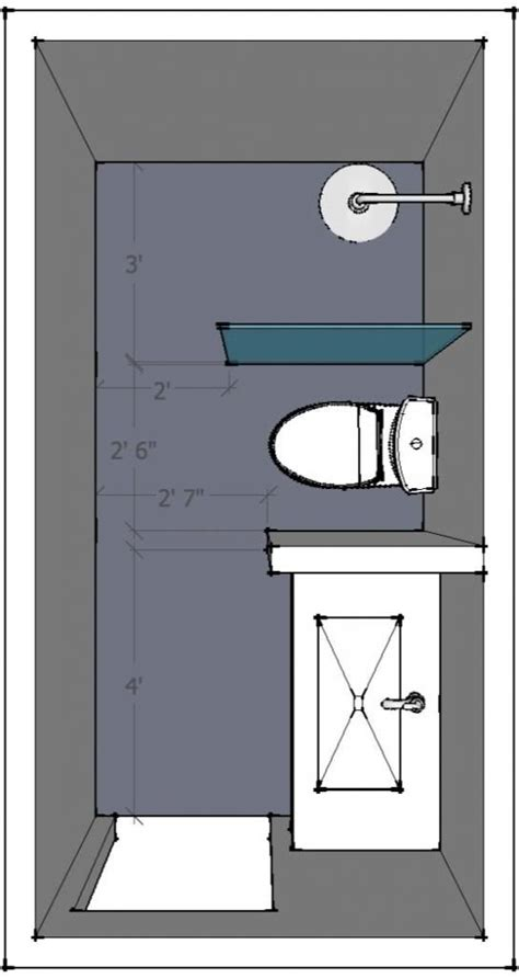 Small Bathroom Plans 5 X 7 by 25 Best Ideas About Small Bathroom Layout On