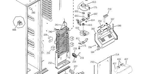 ge monogram ice maker parts diagram hanenhuusholli