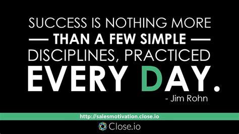 sales motivation quote success