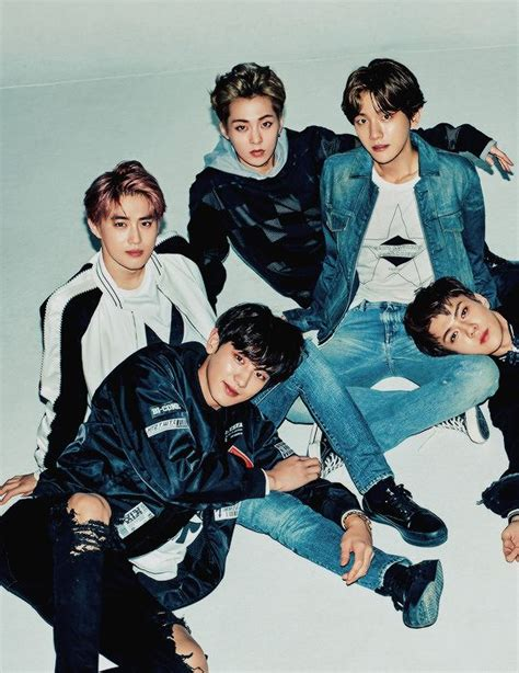 exo group exo group photo www pixshark images galleries with