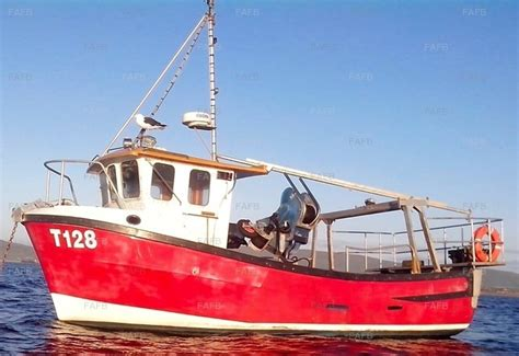Commercial Fishing Boat Jobs Ireland by Kingfisher 26 South West Ireland Fafb