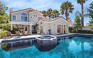 Casa piscina jardin fondos de pantalla gratis