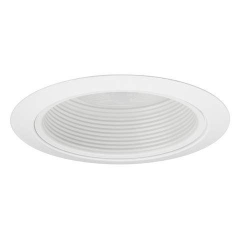 5 inch recessed light white baffle for 5 inch recessed housing 205 wwh