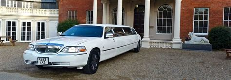 Lincoln Hire Car by Lincoln Town Car Limo Hire From Herts Limos