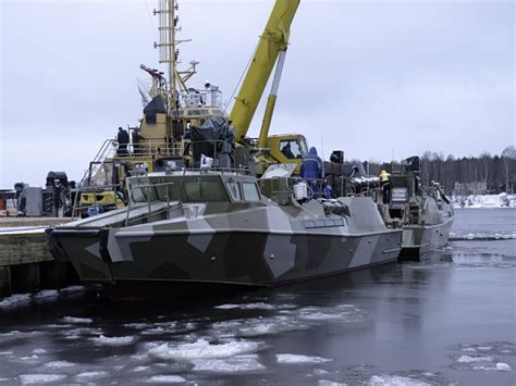 Russian Raptor Boats by Pella Shipyard In Northwest Russia Floats Out Two Project